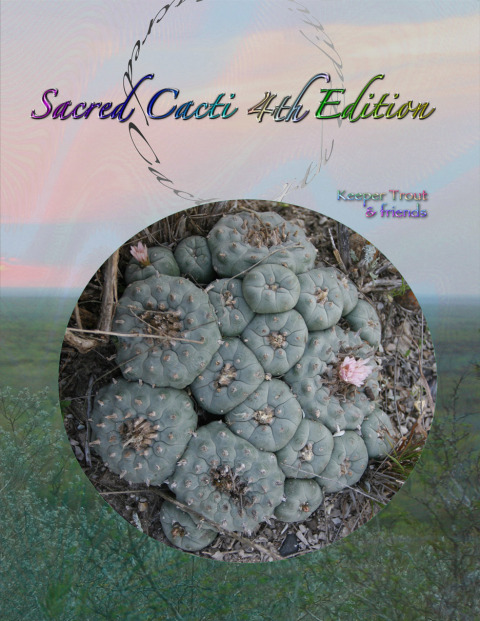 Sacred Cacti 4th edition